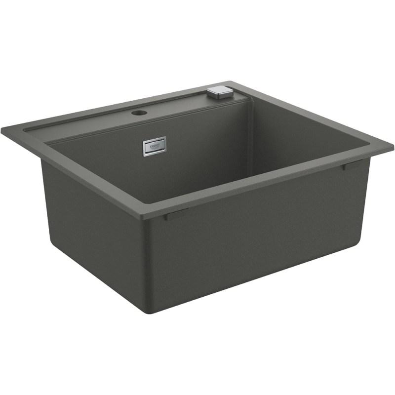 Grohe K700 60-C 56/51 1.0 Composite Sink 31651 Granite Gray