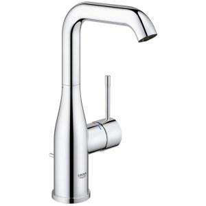 "Grohe Essence Single-Lever Basin Mixer 1/2""  L-Size 32628 Chrome"