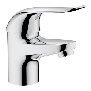 "Grohe Euroeco Special Basin Mixer Smooth Body 1/2"" 32762"
