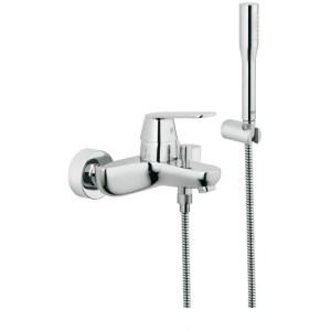 "Grohe Eurosmart Cosmopolitan Wall Bath/Shower Mixer 1/2"" 32832"
