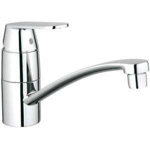 """Grohe Eurosmart Cosmopolitan Low Spout Sink Mixer 1/2"""" 32842"""