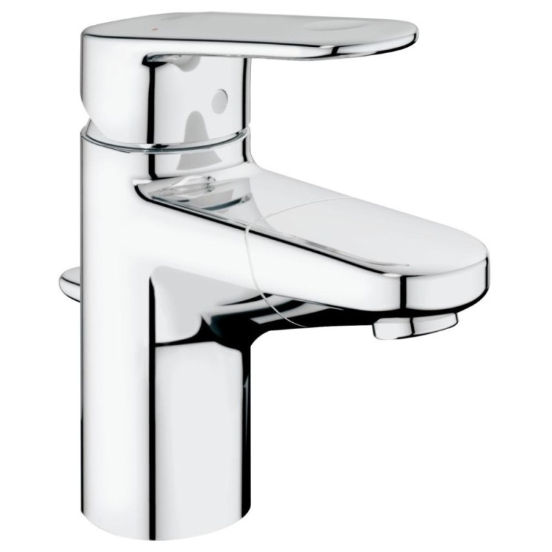 Grohe Europlus Basin Mixer with Waste & Pull-Out Spout 33155