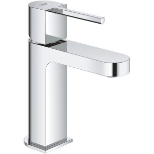Grohe Plus Basin Mixer S-Size with Push Waste 33163