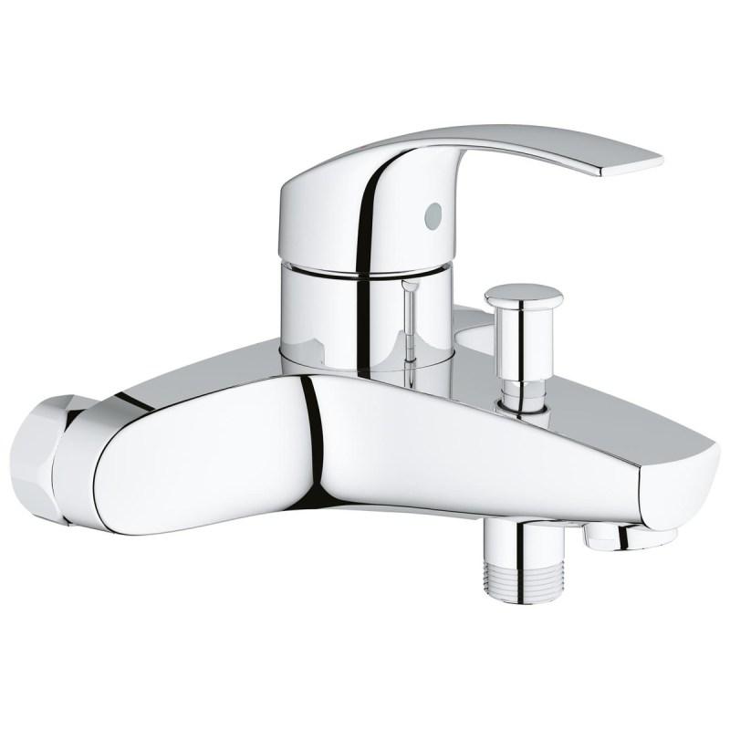 "Grohe Eurosmart Single-Lever Bath/Shower Mixer 1/2"" 33304"