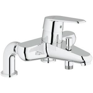 "Grohe Eurodisc Cosmopolitan Bath/Shower Mixer 1/2"" 33392"