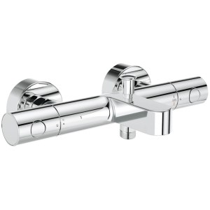 "Grohe Grohtherm 1000 Cosmopolitan M Bath/Shower Mixer 1/2"" 34215"