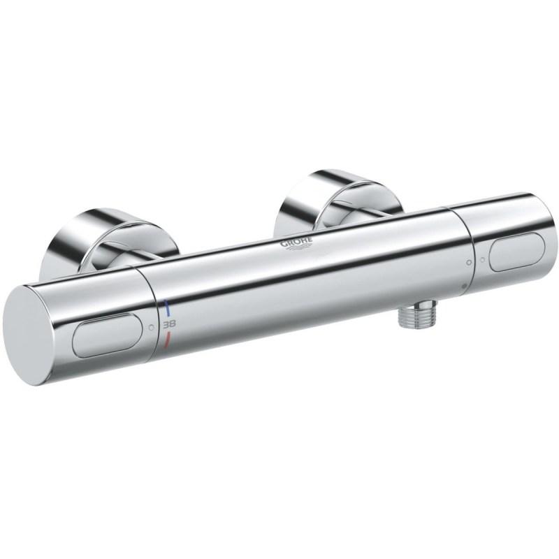 "Grohe Grohtherm 3000 Cosmopolitan Shower Mixer 1/2"" 34274"