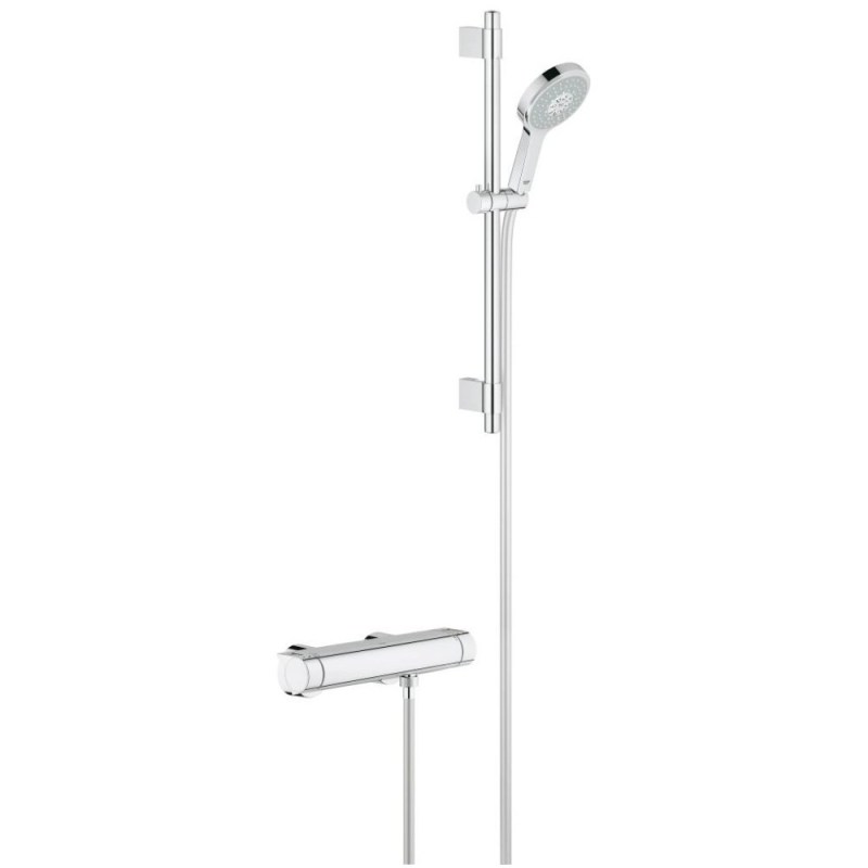 """Grohe Grohtherm 2000 Thermostatic Shower Mixer 1/2"""" 34281"""