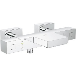 """Grohe Grohtherm Cube Wall Bath/Shower Mixer 1/2"""" 34508"""