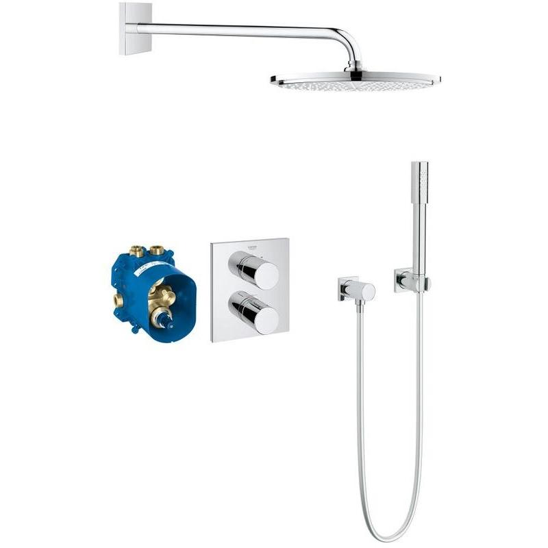 Grohe Grohtherm 3000 Cosmopolitan Perfect Shower Set 34627