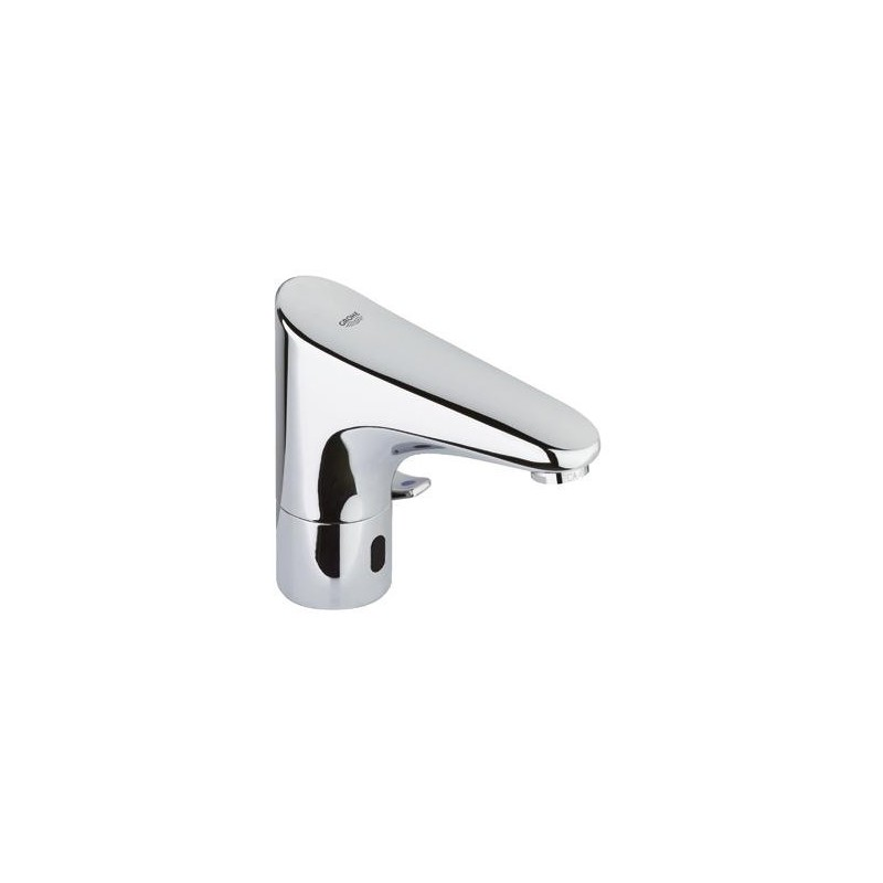 """Grohe Europlus E Infra-Red Basin Tap 1/2"""" with Mixing 36207"""