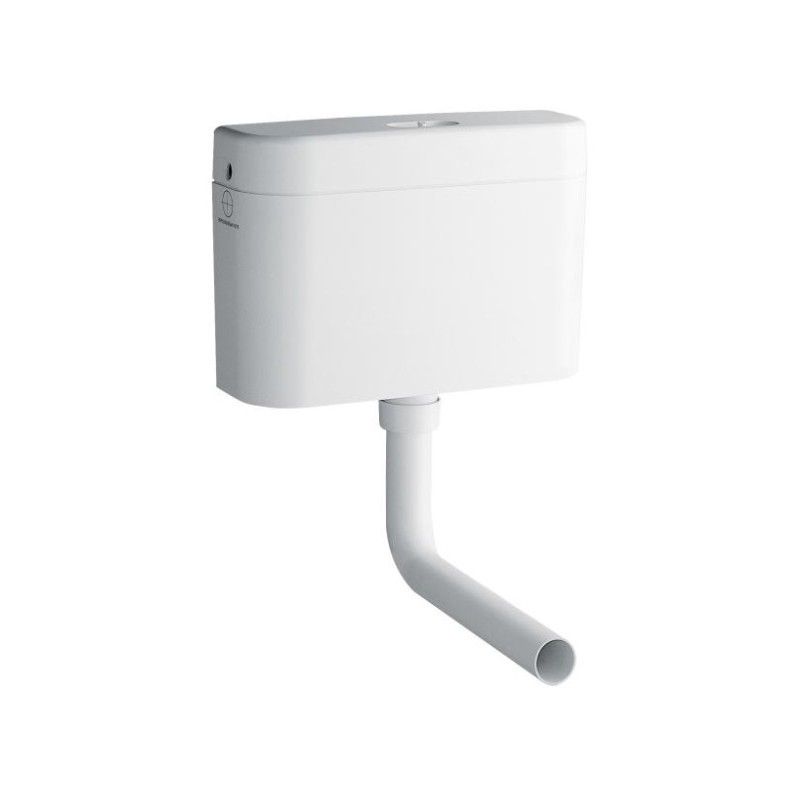 Grohe Adagio Concealed Cistern 6 Litre 37762 Alpine White