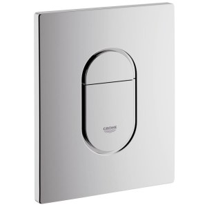 Grohe Arena Cosmopolitan WC Wall Plate 38844 Chrome