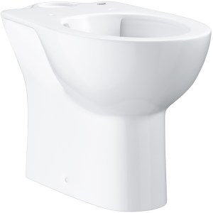 Grohe Bau Ceramic Floor Standing Close Coupled WC Pan 39349
