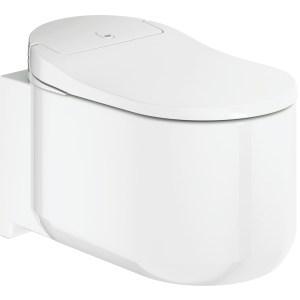 Grohe Sensia Arena Wall Hung Shower Toilet 39354