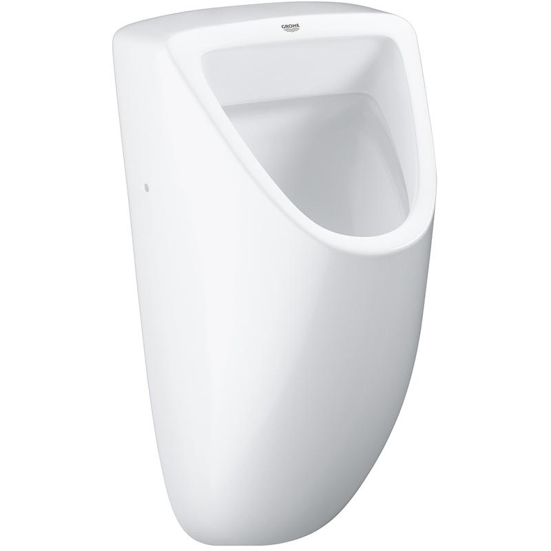 Grohe Bau Ceramic Urinal Concealed Inlet 39438