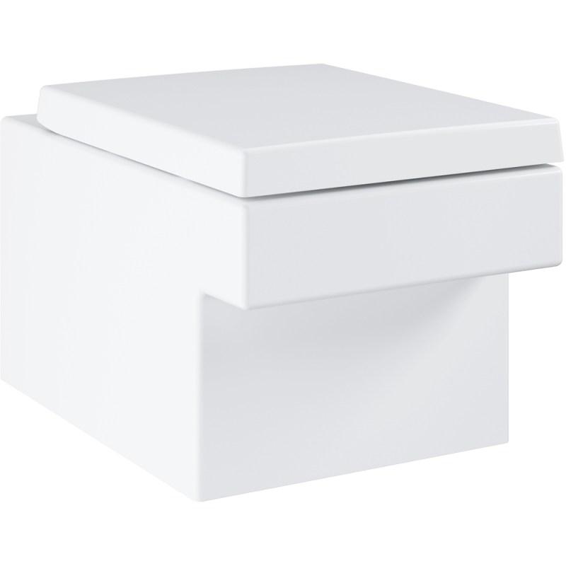 Grohe Cube Ceramic Toilet Seat Soft Close 39488