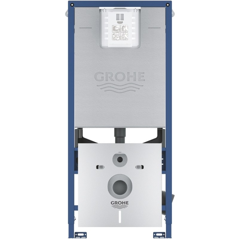 Grohe Rapid SLX 3-in-1 Set for WC 1.13m Height 39598