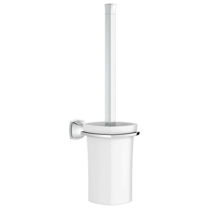 Grohe Grandera Toilet Brush Set 40632 Chrome