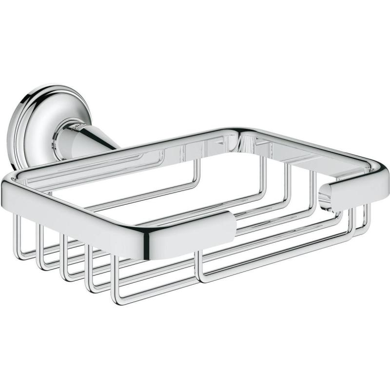 Grohe Essentials Authentic Corner Basket Small 40659