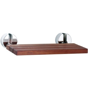 Hudson Reed Wooden Shower Seat