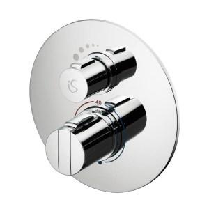 Ideal Standard Concept Easybox Slim Built-In Shower Mixer A5877