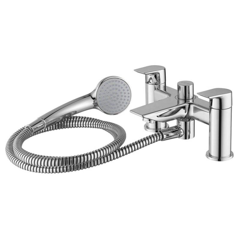 Ideal Standard Tesi 2 Hole Dual Control Bath Shower Mixer A6591