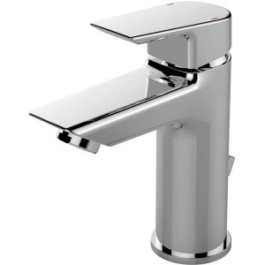Ideal Standard Tesi Basin Mixer Tap with Pop Up Waste A6592