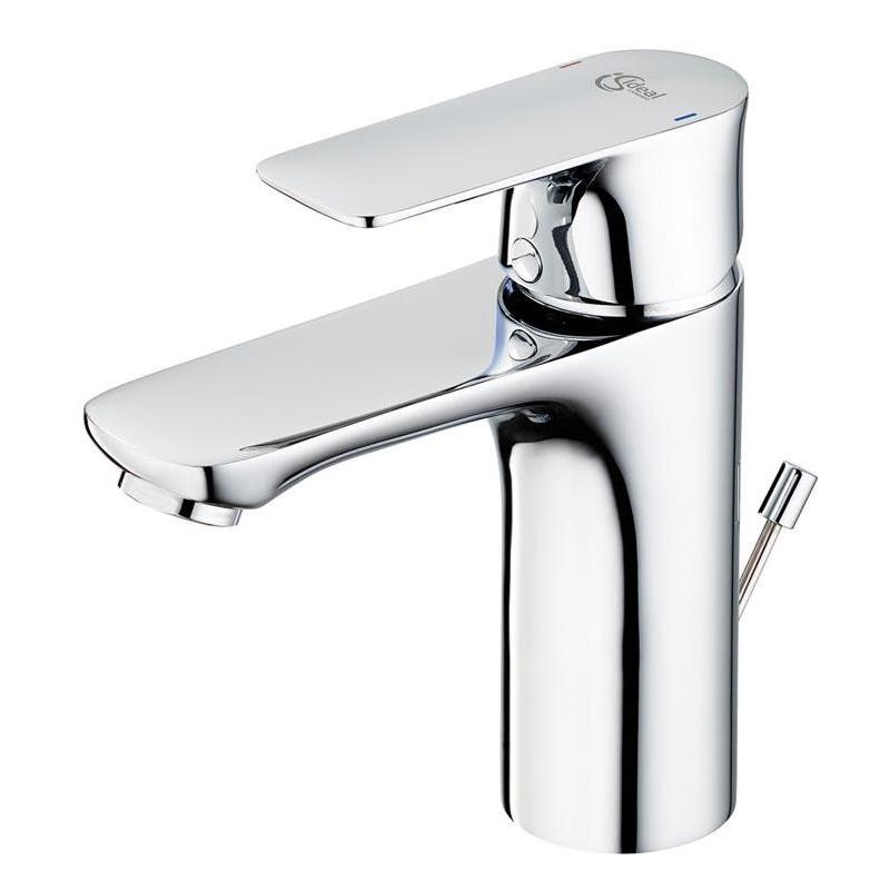 Ideal Standard Concept Air Grande Basin Mixer with Waste A7063