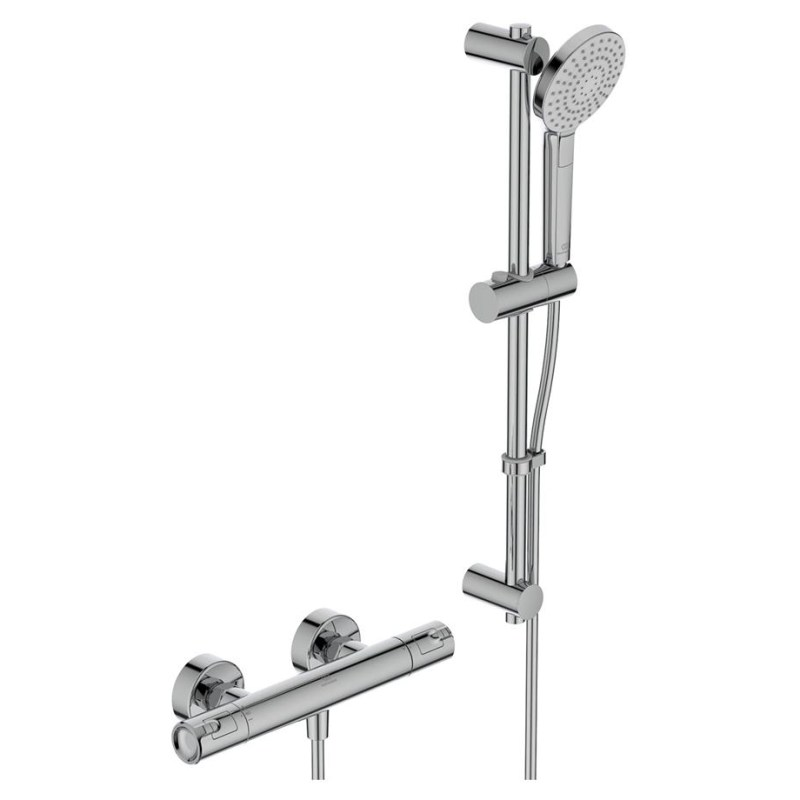 Ideal Standard Ceratherm T50 Exposed Thermostatic Shower Pack