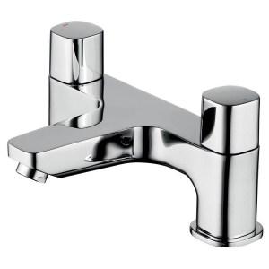 Ideal Standard Tempo Dual Control Bath Filler B0730 Chrome
