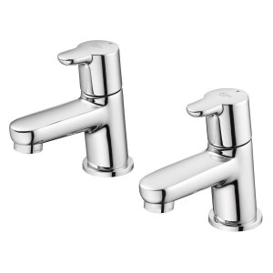 Ideal Standard Concept Basin Pillar Taps B9925