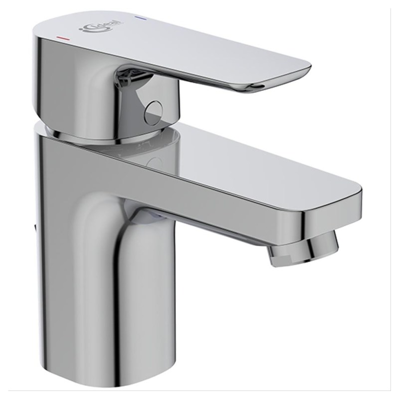 Ideal Standard Tempo Slim Basin Mixer Tap with Pop-Up Waste