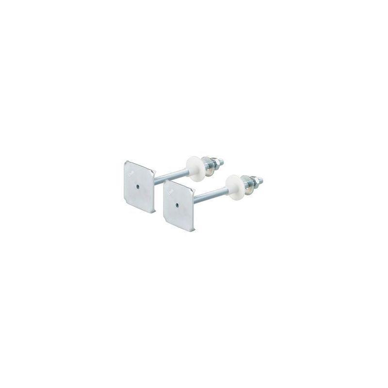 Ideal Standard Basin Fixing Set for Panels or Block Walls E0062