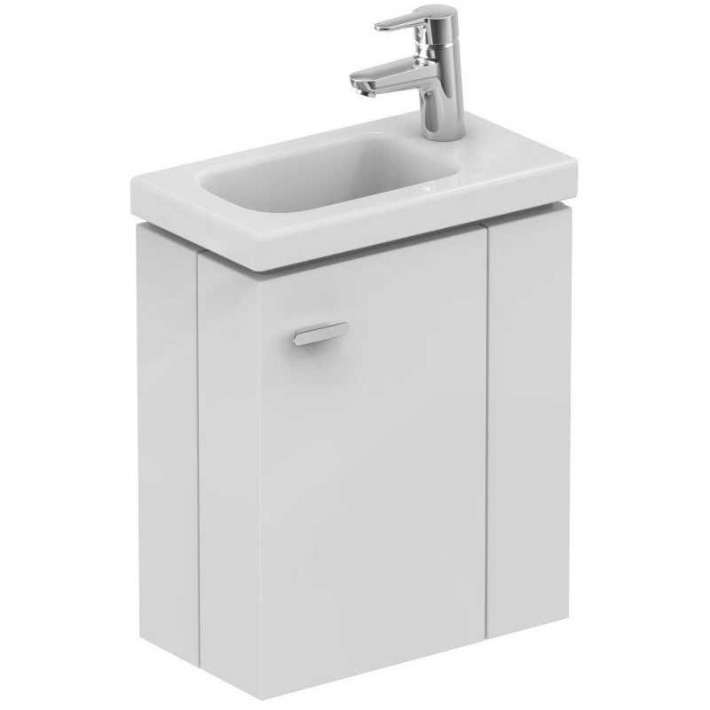 Ideal Standard Concept Space 450mm Wall Unit Right & Basin White