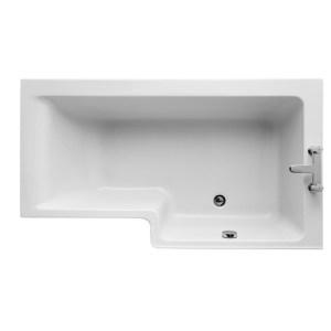 Ideal Standard Concept Space 150cm Shower Bath Right E0494