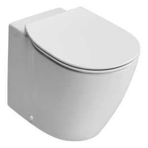 Ideal Standard Concept Back To Wall Toilet with Slow Close Seat