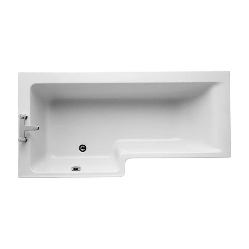 Ideal Standard Concept Space 170cm Shower Bath Left E0512