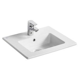 Ideal Standard Tempo 50cm Vanity Basin 1 Taphole
