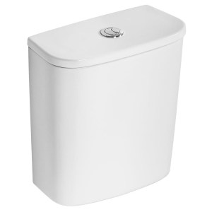 Ideal Standard Studio Echo Close Coupled Cistern 6/4 Litre E1505