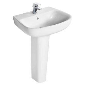 Ideal Standard Studio Echo 60cm Basin 1 Taphole E1564