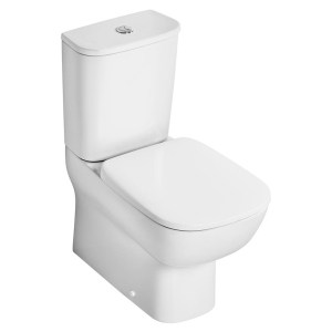 Ideal Standard Studio Echo Short Projection Back To Wall Toilet, Normal