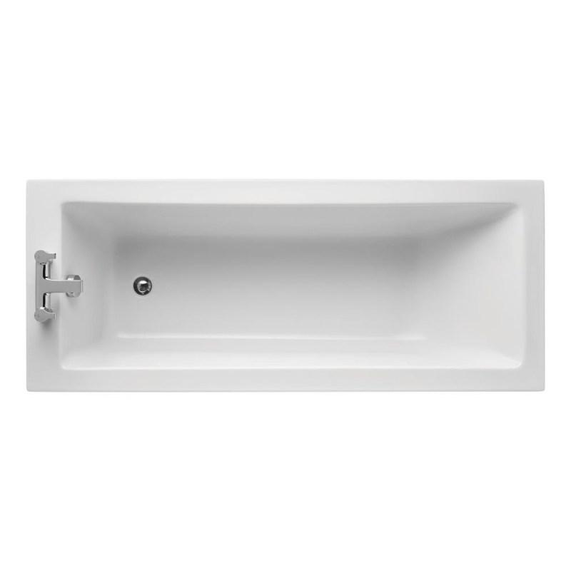 Ideal Standard Tempo Cube 170x70cm Rectangular Bath E2580