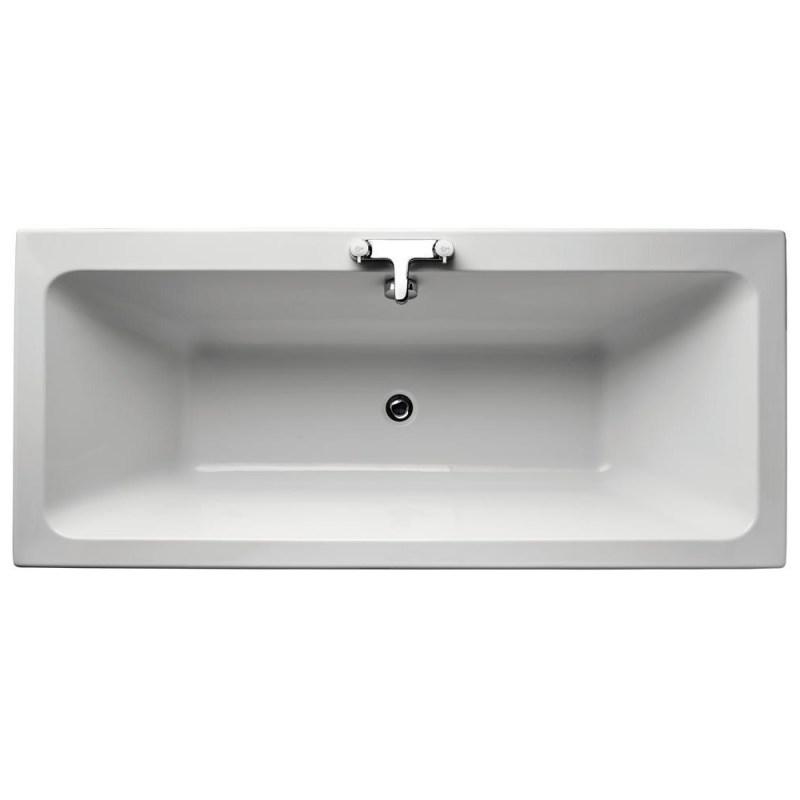 Ideal Standard Tempo Cube 170x75cm Double Ended Bath E2583