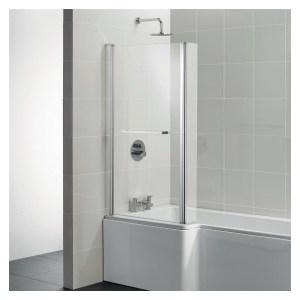 Ideal Standard Tempo Cube Shower Bath Screen E2597