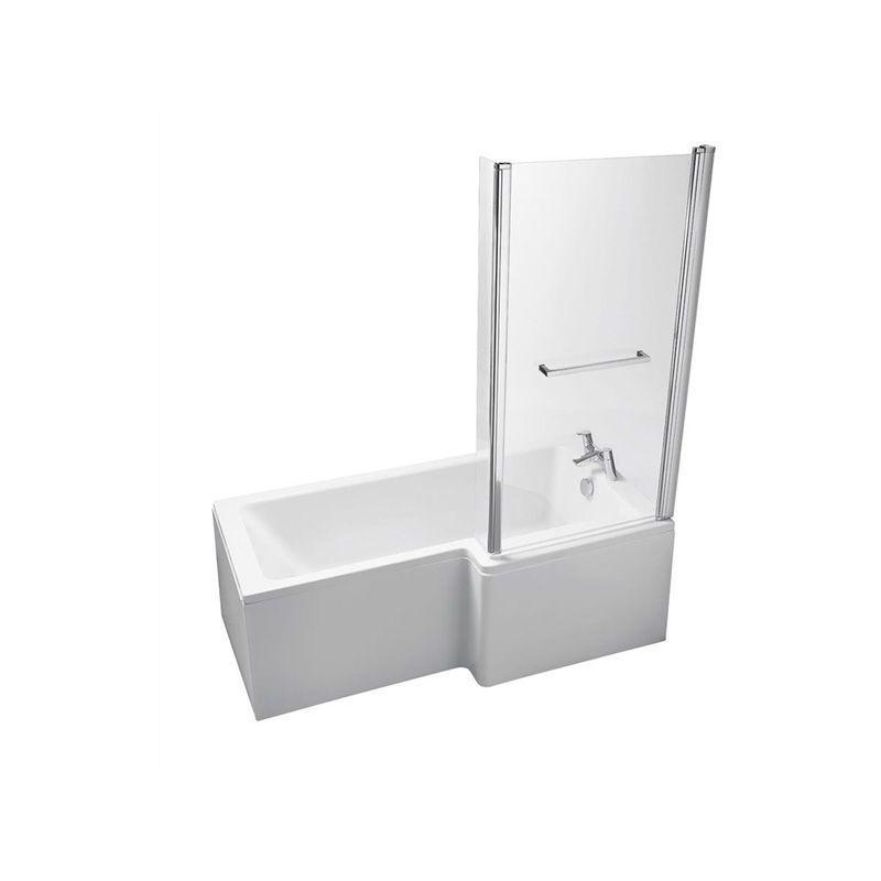 Ideal Standard Tempo Cube Idealform+ 170cm Shower Bath Right