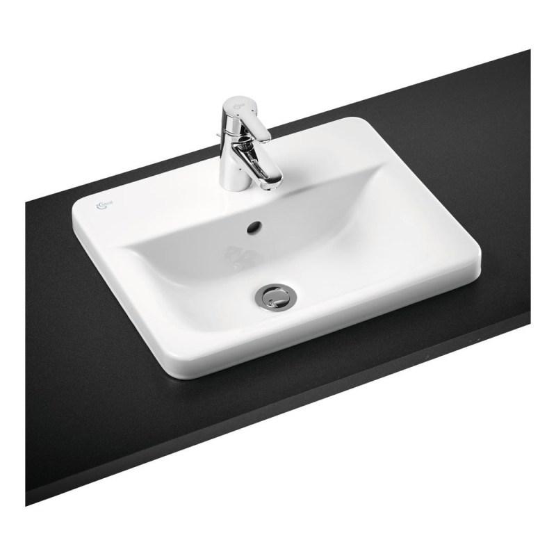 Ideal Standard Concept Cube 50cm Countertop Basin 1 Hole E5013
