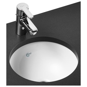 Ideal Standard Concept Sphere 38cm Under-Countertop Basin E5024