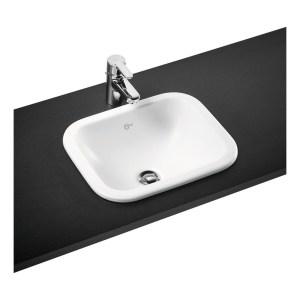 Ideal Standard Concept Cube 42cm Countertop Basin E5027