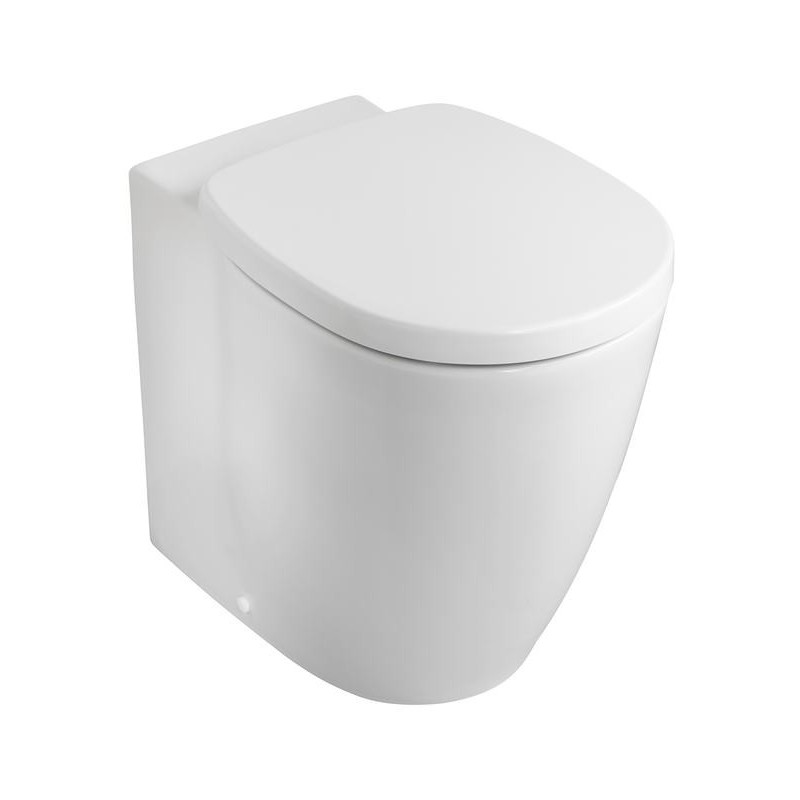 Ideal Standard Concept Freedom Back To Wall Toilet with Slow Close Seat